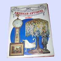 Book of American Antiques By Ian Bennett Copyright 1973