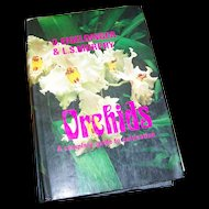 Orchids A Complete Guide to Cultivation Hard Bound Book