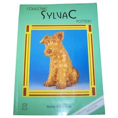 "Price Guide Collector Book Paperback "" Collecting SylvaC  Pottery """