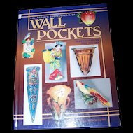 "Collector 's Encyclopedia of Book "" Wall Pockets ""  Reference Hard Bound Book"