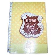 Vintage Advertising Cook Book Moffat Cook Book Weston Ontario Canada