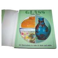 "Reference Book "" GLASS ""  George Savage 143 Illustrations"