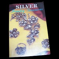 "Reference Paperback Book  "" SILVER Jewelry Treasures """