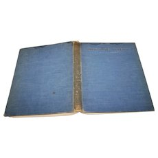 """Vintage Hard Cover Book """" Morning Flight """" A Book Of WildFowl"""