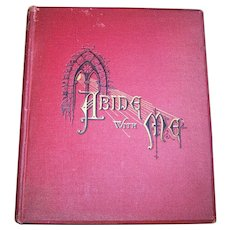 Abide With Me Hard Cover Book By Henry Francis Lyte