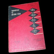 "Collectible Paper Back Book Booklet "" Tenderpad to Second Star""  C. 1961"