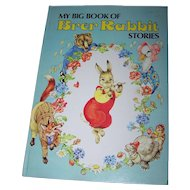 Charming Over Size Children's My Big Book of Brer Rabbit Stories