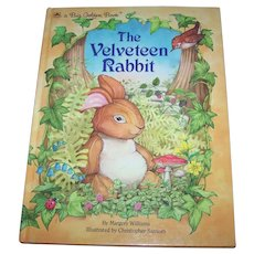 """A Little Golden Book """" The Velveteen Rabbit """""""
