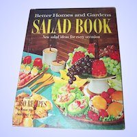 """Better Homes and Gardens """" Salad Book """" New Salad for Every Occasion"""