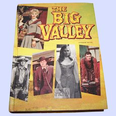 """Hard Cover Children's Book """" The Big Valley """" Authorized Edition"""