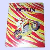 "Hanna - Barbera's Hard Cover Children's Book "" Devlin """