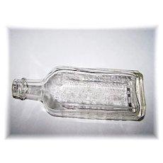Eclectric Oil Northrup & Lyman Co LTD Toronto Ontario Medicine Bottle