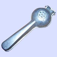 Vintage Retro Cast Aluminum Citrus Squeezer Juicer