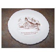 Historical Plate Hemford Emmanuel Union Church Lun Co. Nova Scotia