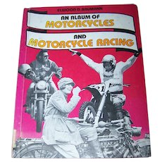 Elwood D Brumann Hard Cover Book An Album of Motorcycles and Motorcycle Racing EXLIBRA