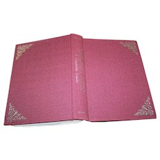 """Beautiful Vinage Book Titled """" Oriental Rugs """" A Complete Guide by Charles W. Jacobsen"""