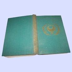 Hard Cover Book  Westward Ho !  by Charles Kingsley  The George Macy Companies C. 1947