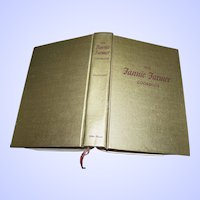 "Vintage Hard Cover Cook Book "" The Fanny Farmer CookBook """