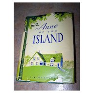 Anne Of The Island  Ryerson Press by L.M. Montgomery  ( Anne of Green Gables )