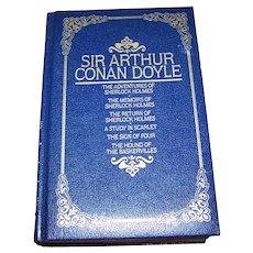 "Hard Cover Book "" Sir arthur Conan Doyle "" The Celebrated Cases of Sherlock Holmes"