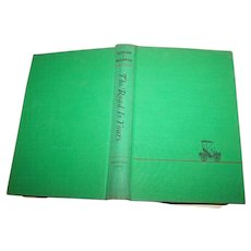 """Hard Cover Book """" The Road Is Yours """"  The Story of the Automobile and the Men Behind It"""