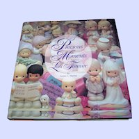"Collector Book "" Precious Moments  Last Forever "" By Laura C. Martin Reference Book"