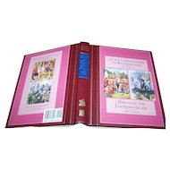 Alice In Wonderland Trough The Looking - Glass Lewis Carrol Hard Cover Book