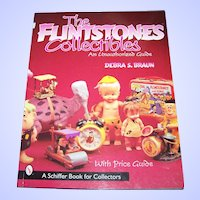 The Flintstones Collectibles  An Unauthorized Guide Collector Book Soft Cover with Prices