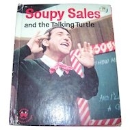 Soupy Sales and the Talking Turtle  Children's Book