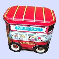 London Pride Special OMNIBUS  Covent Gardens Novelty Tin Baby Maws Food