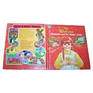 The Waltons Elizabeth and the Magic Lamp Children's Book