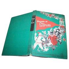 Parade of Stories Child Horizon School Text Book Reader 1961