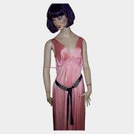 Fabulous Ladies Vintage Fashion Accessory Tie Blue Velvet Belt Metal Decorative Findings