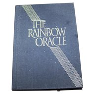 Hard Cover Book The Rainbow Oracle by Tony Grosso and Rob MacGregor