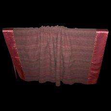 Lovely Large Gently Used Vintage Warm Wool Blanket