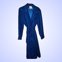 Denise for Windermere Vintage Ladies  Mohair Long Fashion Coat Hickman's Wilmington Del.