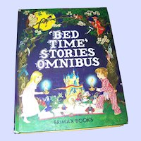 Bed Time Stories Omnibus Hard Cover Illustrated Children's Book