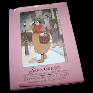 Hard Cover Children's Book Sara Crewe or What Happened at Miss Minchin's