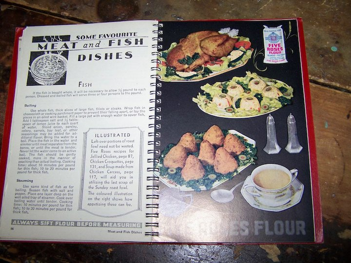 Advertising cookbook cook book five roses flour a guide to good advertising cookbook cook book five roses flour a guide to good cooking forumfinder Image collections