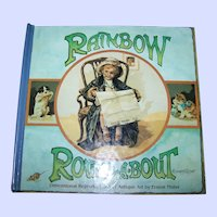 Rainbow Round-About  Dimensional Repro of Antique ART by Ernest Nister Pop-Up Book