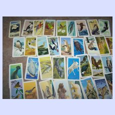 48  Brooke Bond Red Rose Tea & Coffee Cards Series 13