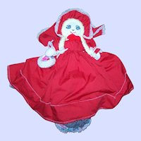 Charming 3 in One Topsy Turvey Doll - Little Red Riding Hood Big Bad Wolf Grandmother