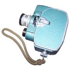 Vintage Bauer-Bosch 88B 8MM Cine-Camera Great for Prop of Display