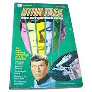 Star Trek The Enterprise Logs Volume 2 Golden Press Soft Cover 1976