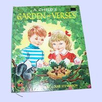 A Child's Garden of Verses By Robert Louis Stevenson A Wonder Book