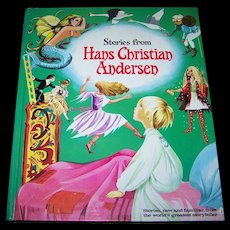 Hard Cover  Book  Stories From Hans Christian Andersen Illustrated