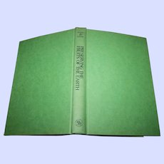 Hard Cover Book Preserving The Fruits Of The Earth Galahad Books