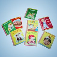 A Lovely Little Lot of  A Little Books and A Lolly Pop Books Illustrated C. 1940's ERA