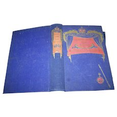 Hard Cover Book Long Live The Queen George VI to Elizabeth by Charles Clay
