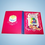 Hard Cover Children's  Book HAENSEL and GRETEL The Metropolitan Opera Guild